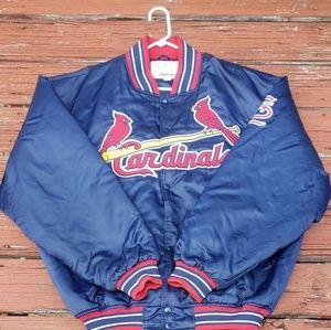 90's Vintage Starter St. Louis Cardinals Jacket